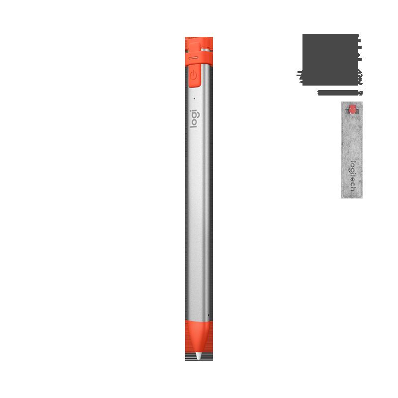 罗技 Crayon多功能精准数字笔【限量送Crayon笔袋】