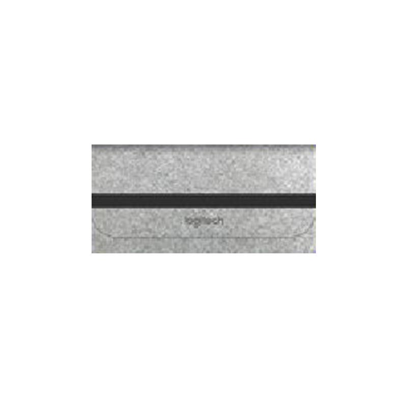 【赠品】罗技K380浅灰色键盘包+键盘膜