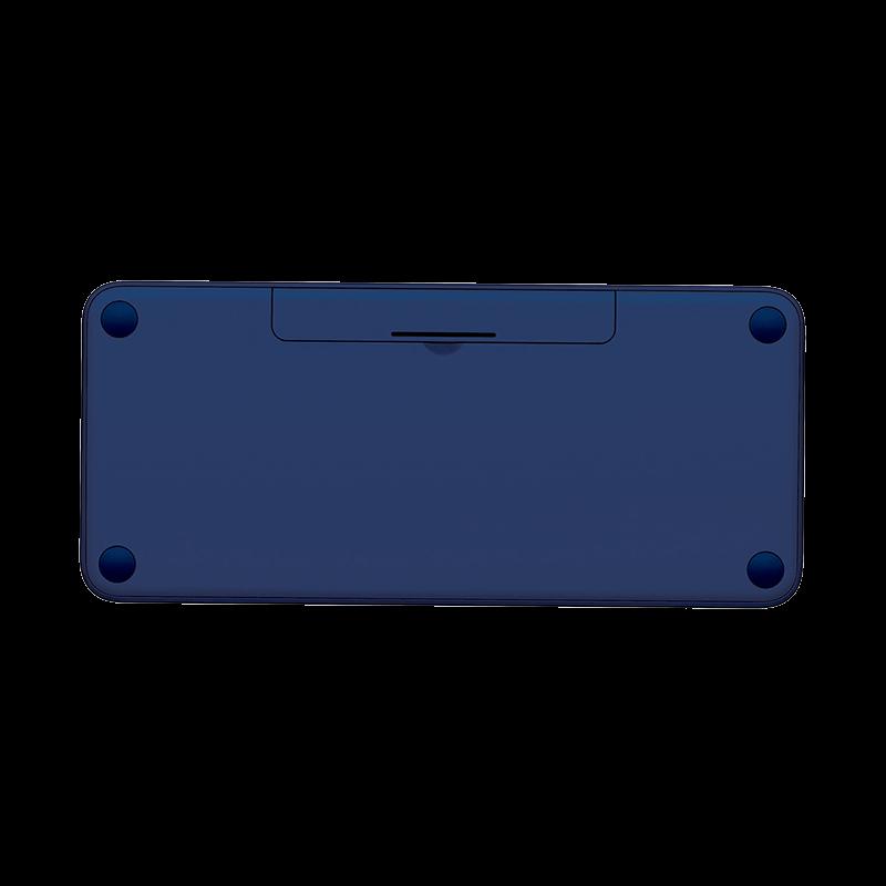 罗技 K380蓝牙键盘 蓝色【限量送K380键盘膜键盘包+懒人平板手机支架,颜色随机】