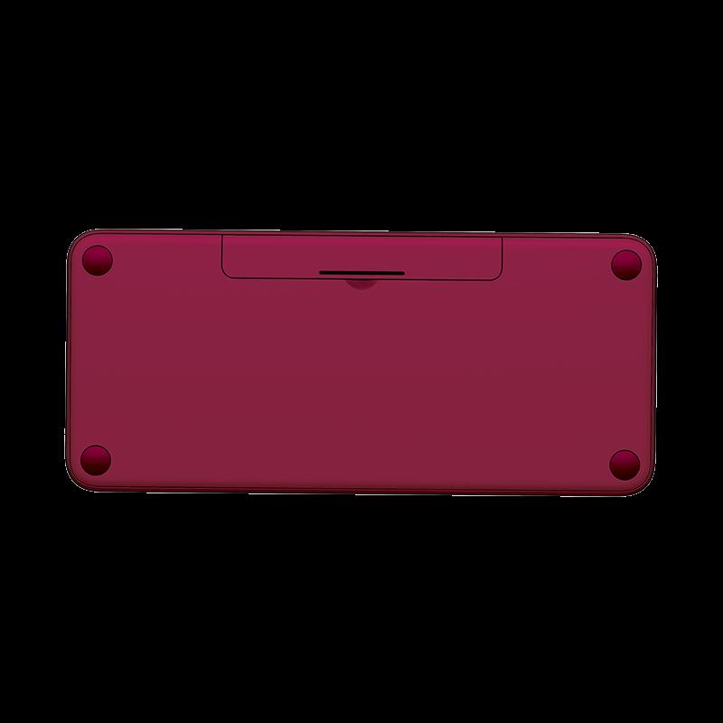 罗技 K380蓝牙键盘 红色【限量送K380键盘膜键盘包+懒人平板手机支架,颜色随机】