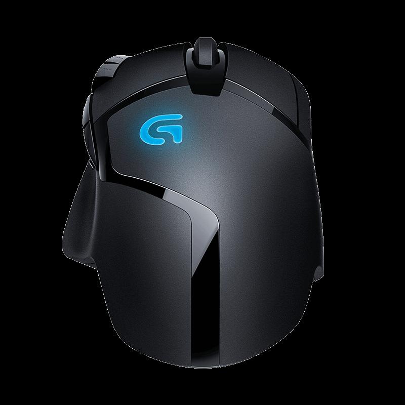 罗技 G402高速追踪游戏鼠标