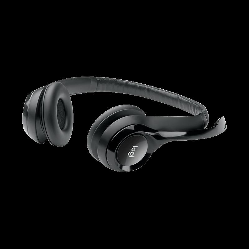 罗技 H390 USB电脑耳机麦克风