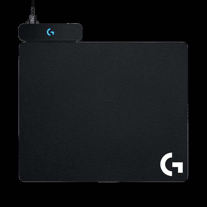 罗技 G502无线游戏鼠标+G PowerPlay无线充电鼠标垫