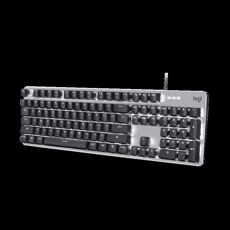 罗技 K845 背光机械键盘 CHERRY红轴