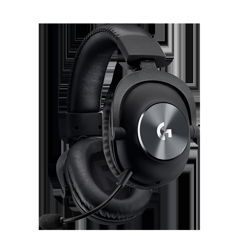 罗技 G PRO X游戏耳机麦克风