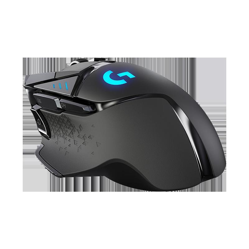 罗技 G502 LIGHTSPEED 创世者无线游戏鼠标