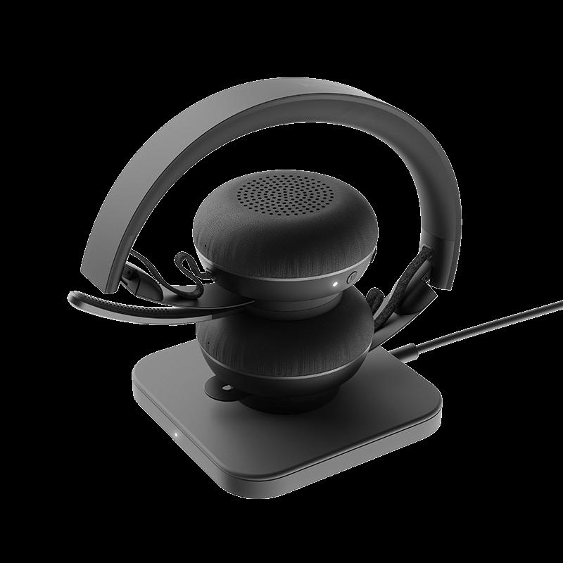 罗技 Zone Wireless无线蓝牙耳机
