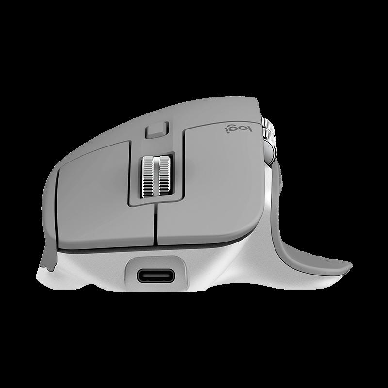 【现货发售】罗技 MX Master 3 无线蓝牙鼠标 砂岩灰