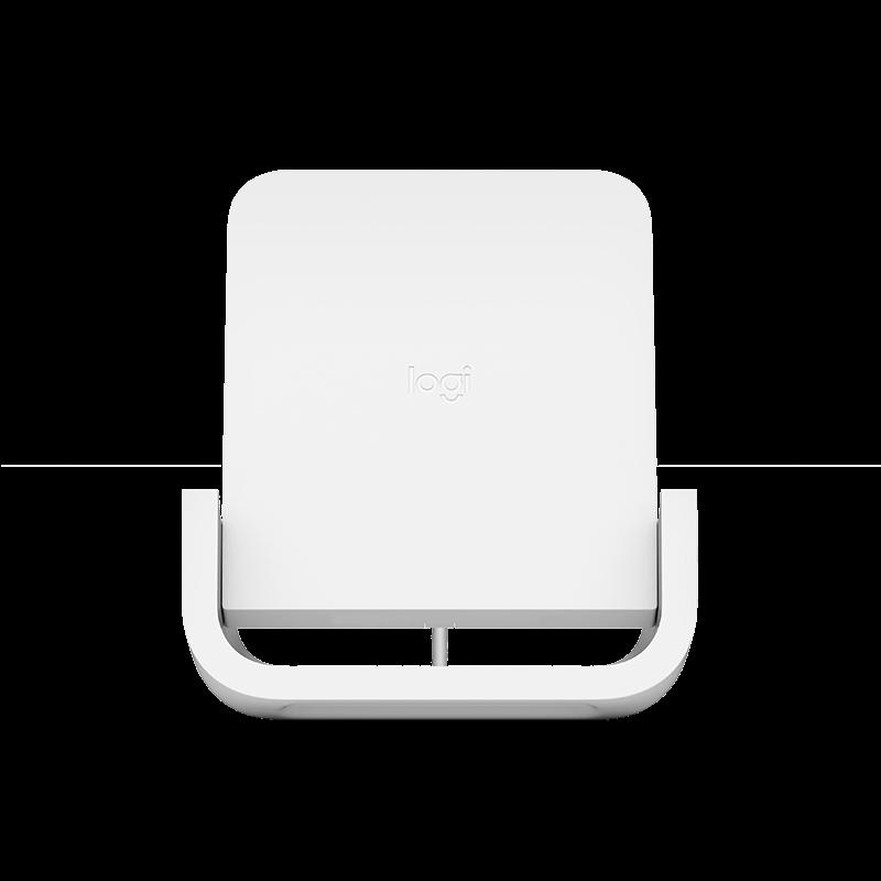罗技 Powered iPhone 无线直立式充电底座苹果专用