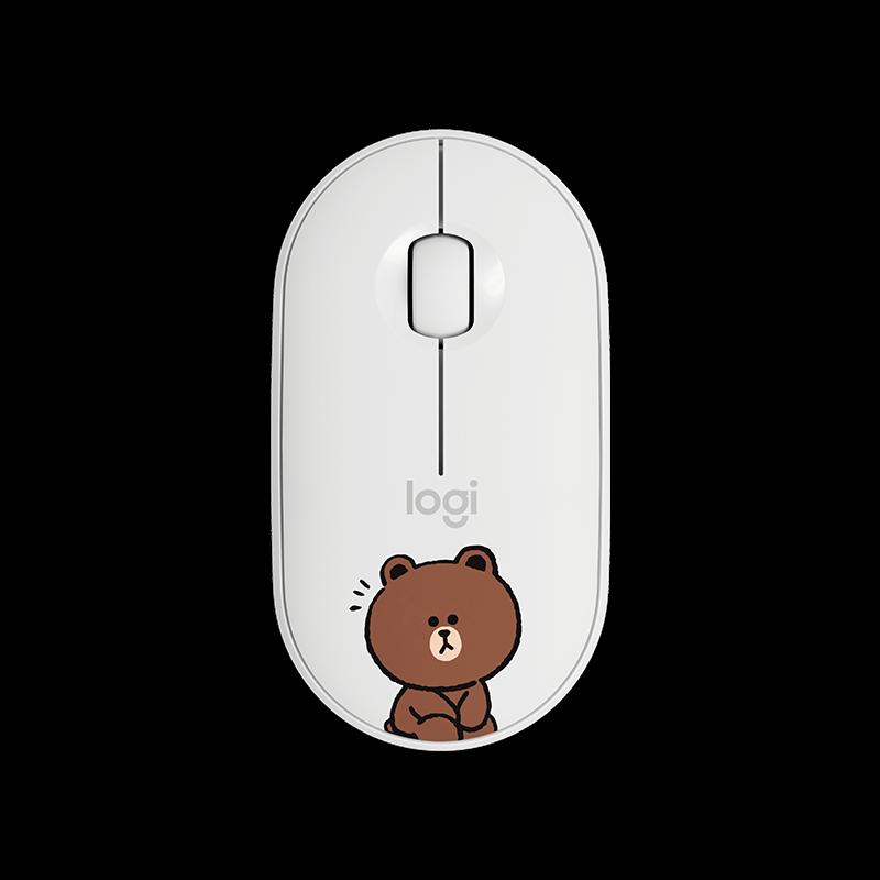 PEBBLE-布朗熊