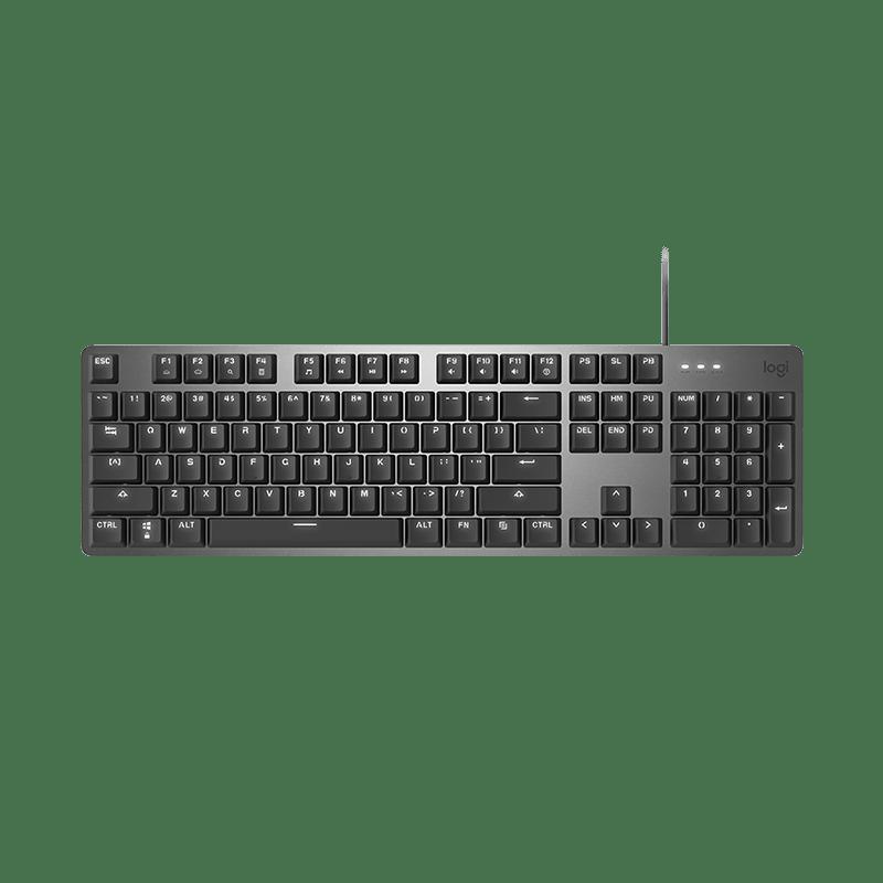 罗技 K845 背光机械键盘 红轴