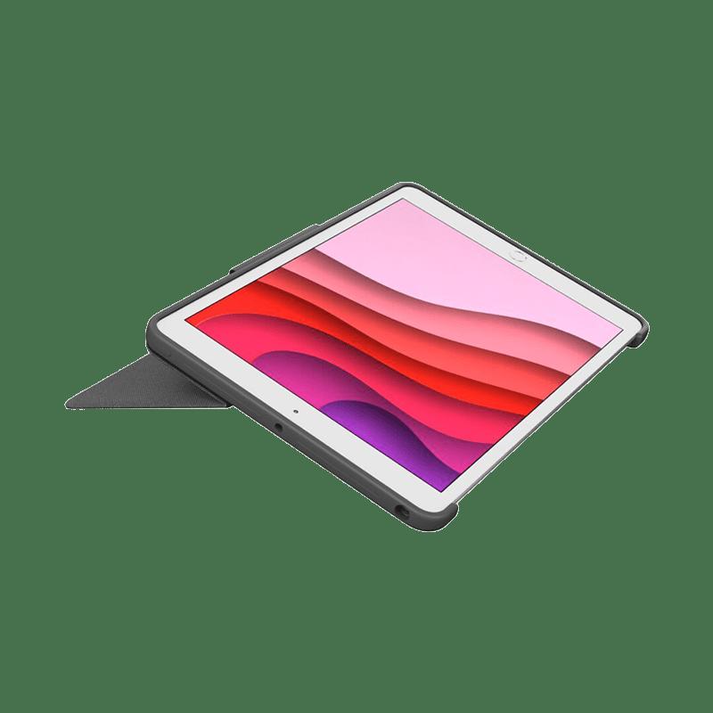 罗技 Combo Touch键盘保护套(适配iPad第七代)