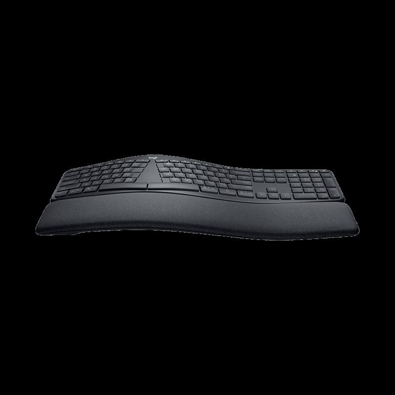 罗技 ERGO K860人体工学分体式键盘