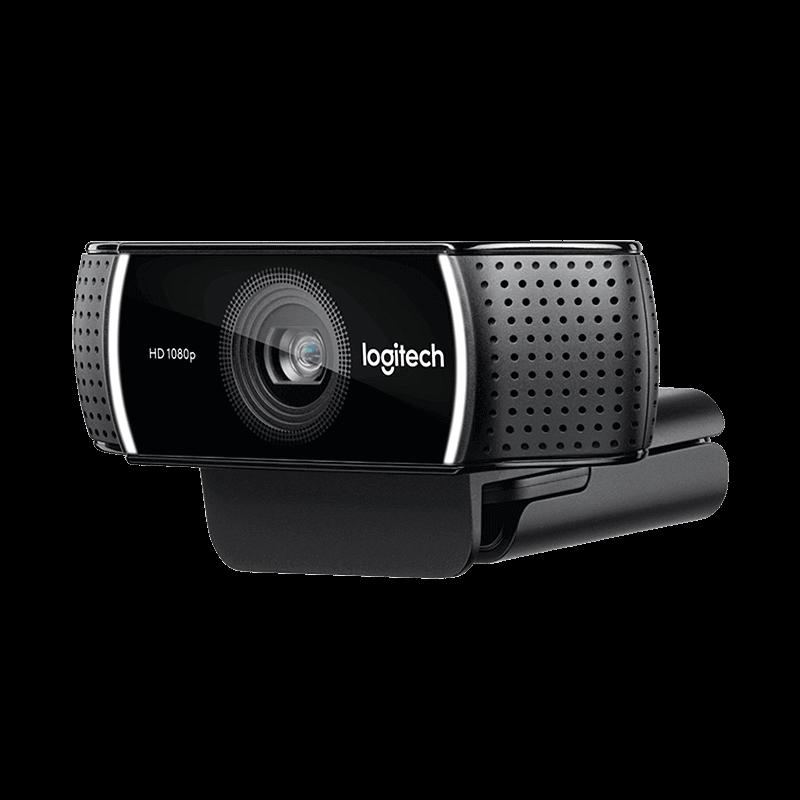 罗技 C922高清网络摄像头