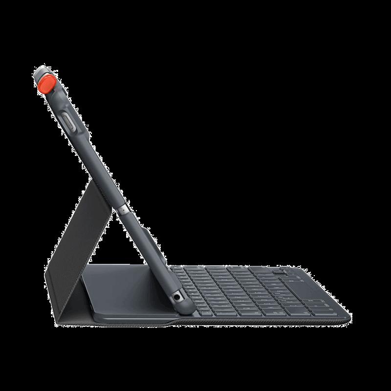 罗技 Crayon多功能精准数字笔+iK1053键盘保护套