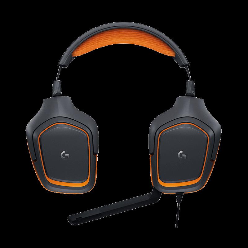 罗技 G231有线游戏耳机麦克风
