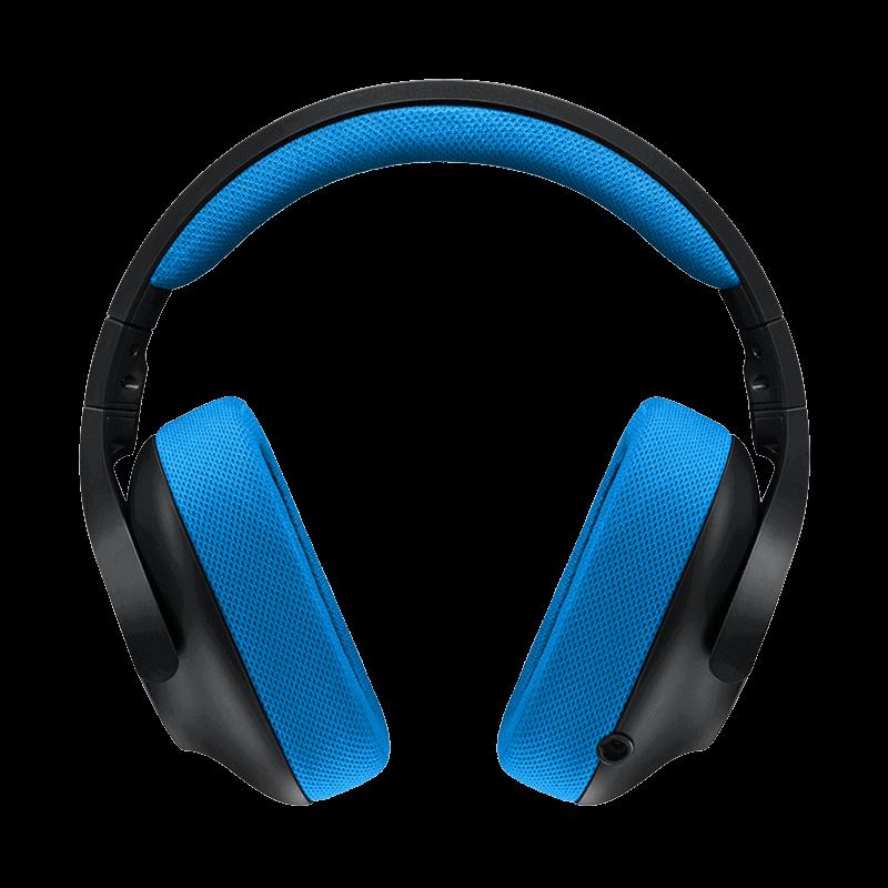 罗技 G233有线游戏耳机麦克风