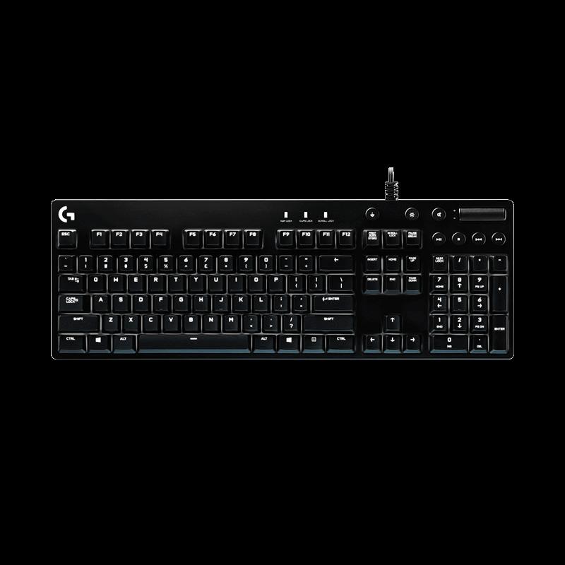 罗技 G304无线鼠标黑色+G610青轴背光机械键盘