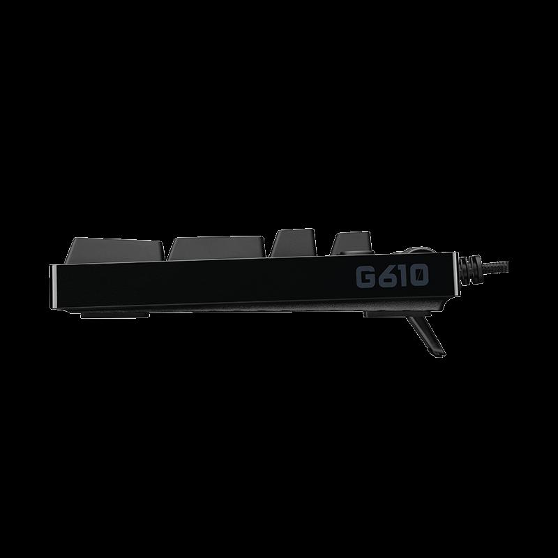 罗技 G610背光机械游戏键盘 青轴