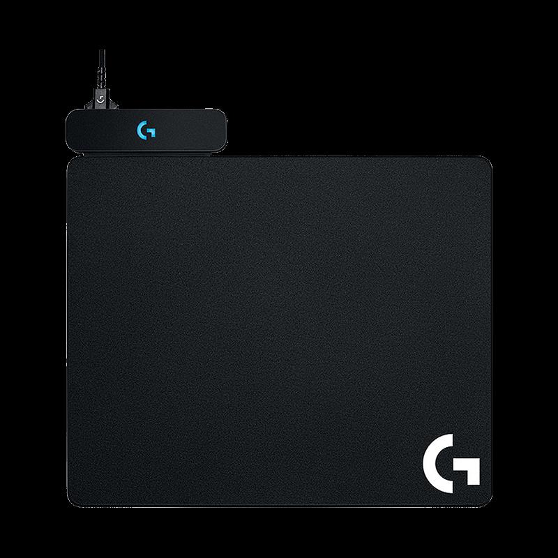 罗技 G903鼠标+G910机械键盘+充电鼠标垫