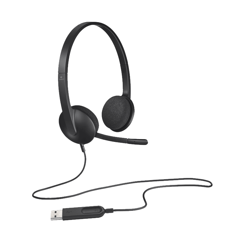 罗技 H340耳机麦克风