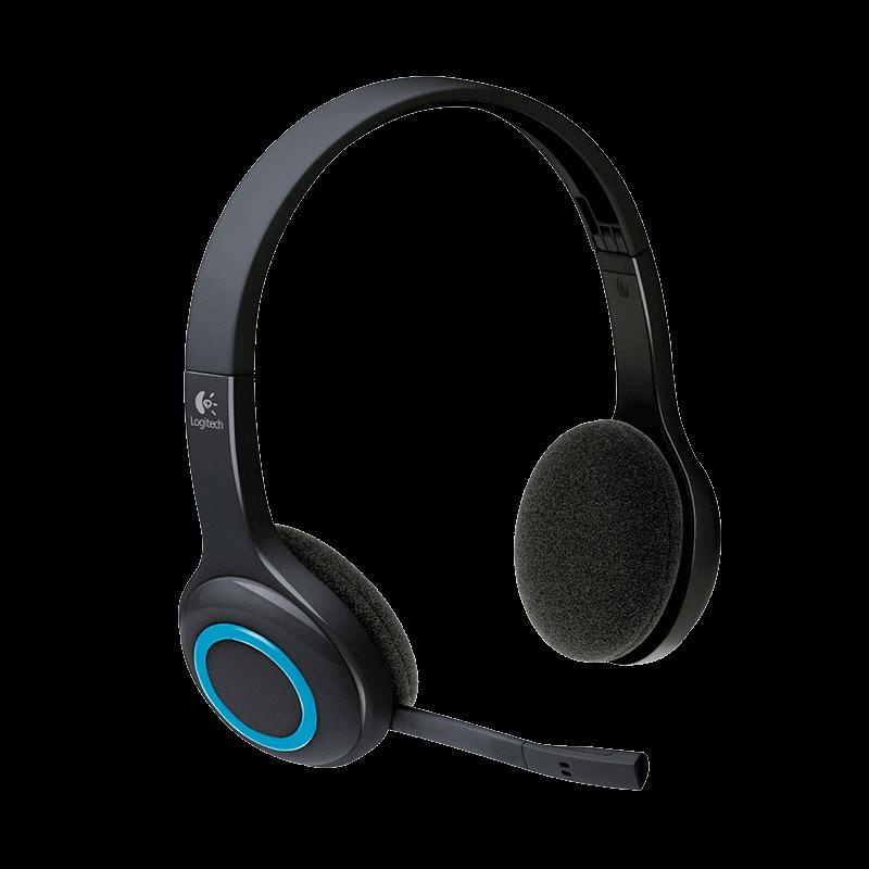 罗技 H600无线耳机耳麦