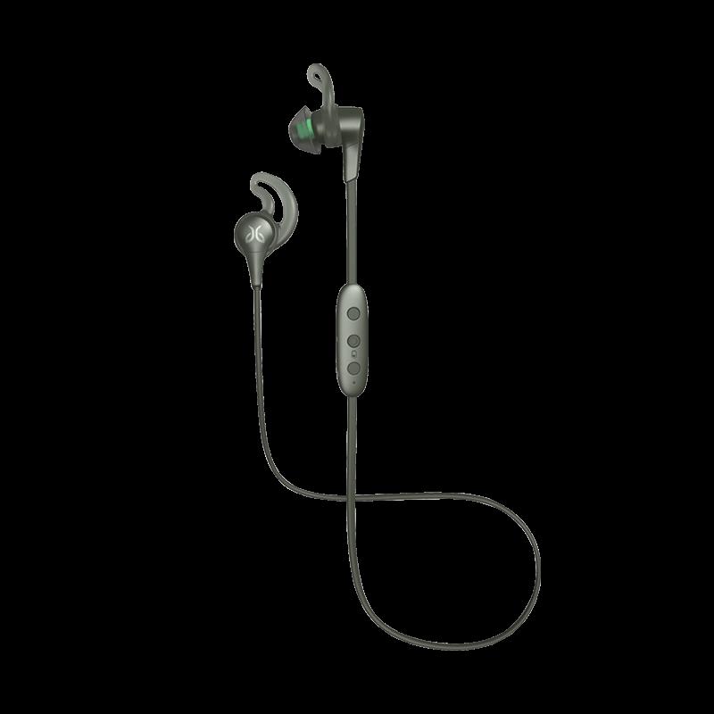 罗技 Jaybird X4无线蓝牙运动耳机 石墨绿