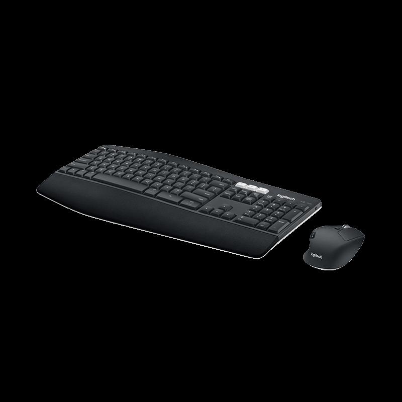 罗技 MK850无线键鼠套装