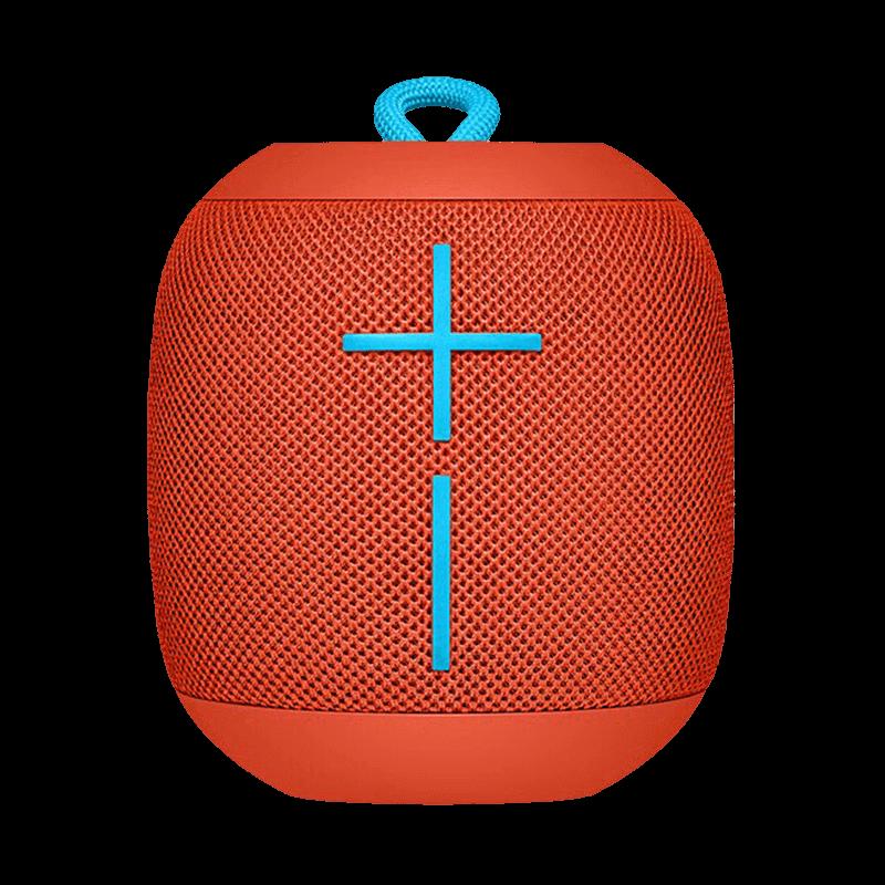 罗技 Wonderboom便携式蓝牙音箱 橙色