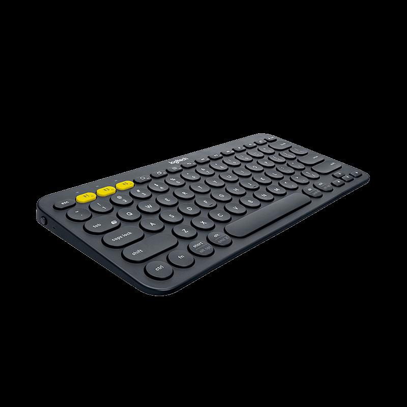 罗技 K380蓝牙键盘 黑色