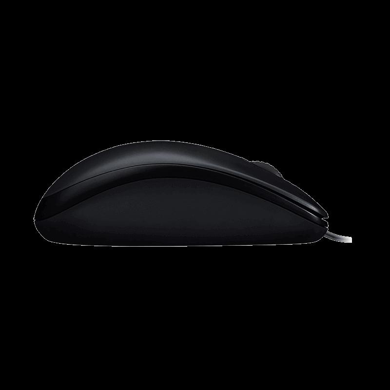 罗技 M100r光电鼠标 黑色