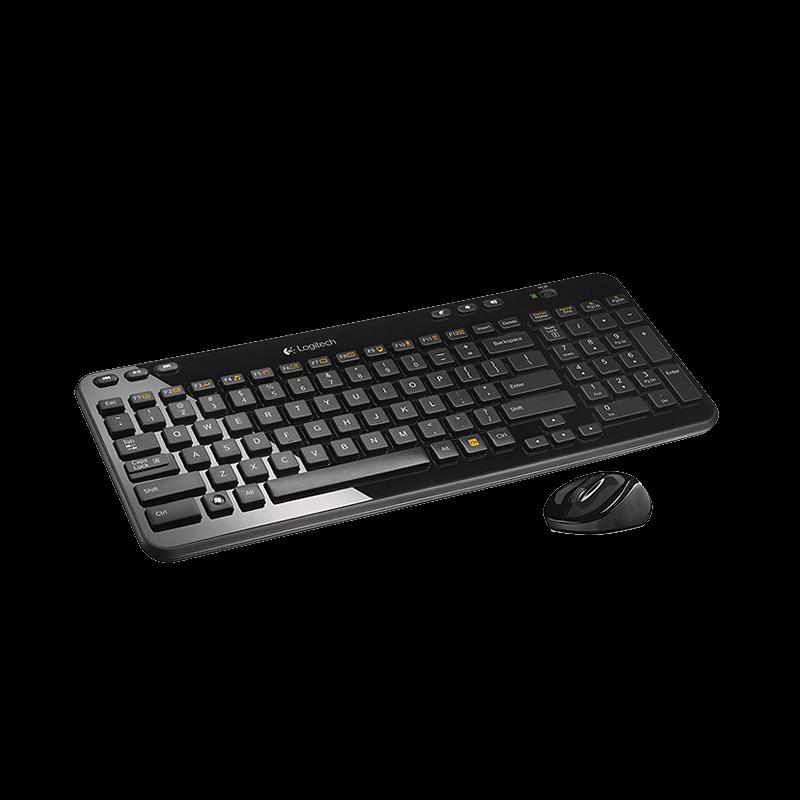 罗技 MK365无线键鼠套装 黑色