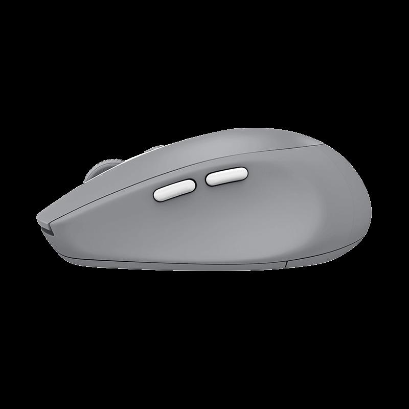 罗技 M585无线蓝牙鼠标 砂岩灰