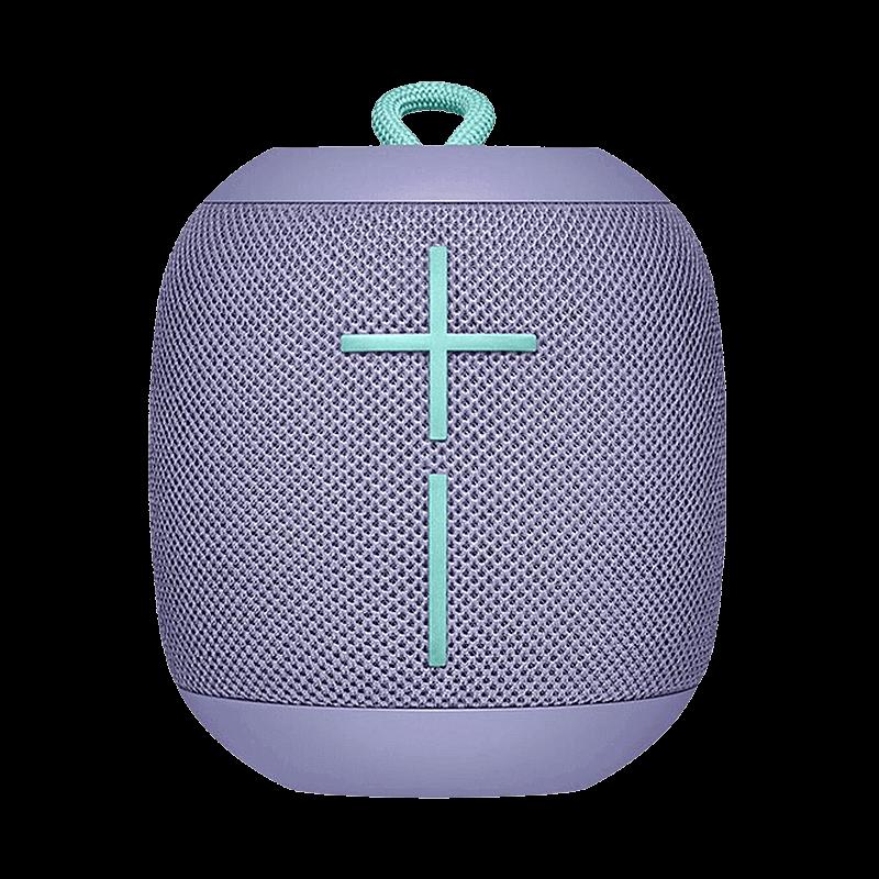 罗技 Wonderboom便携式蓝牙音箱 紫色