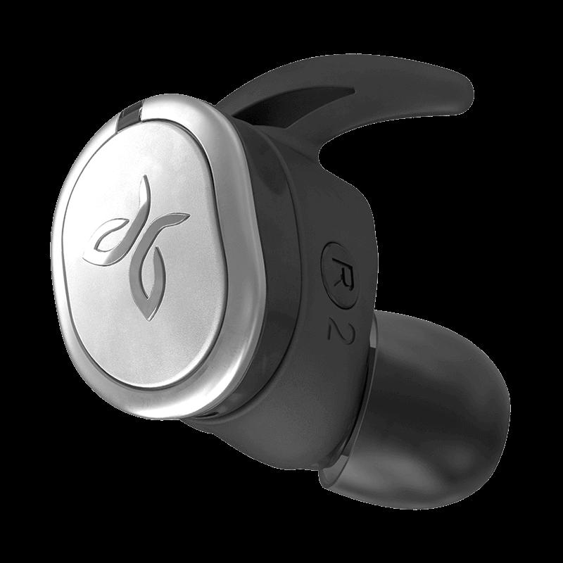 罗技 JAYBIRD RUN真无线运动耳机 白色